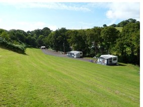 Conwy campsite north wales touring